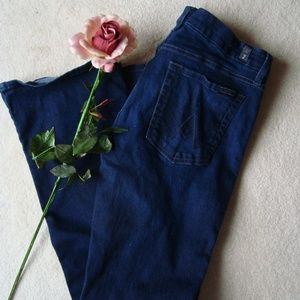 Seven 7 for all mankind A pocket bootcut jeans 32